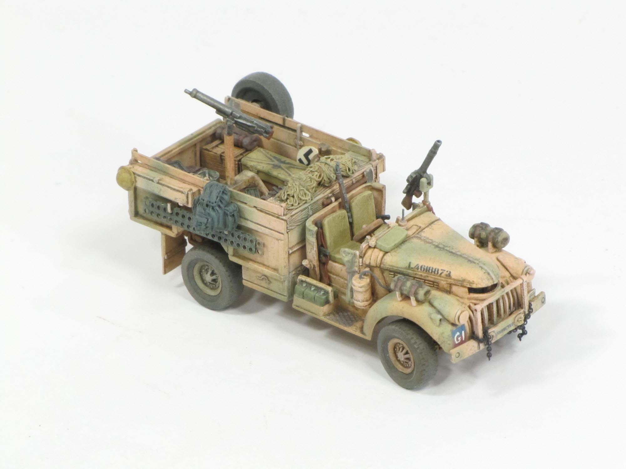 LRDG 135 MODELS On Pinterest Model Kits Modeling And